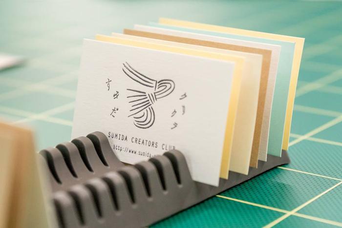 活版印刷・カッティングプロッター 体験会