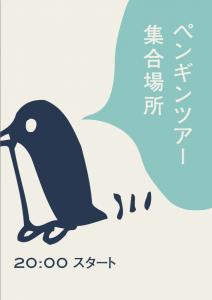 ペンギンツアー